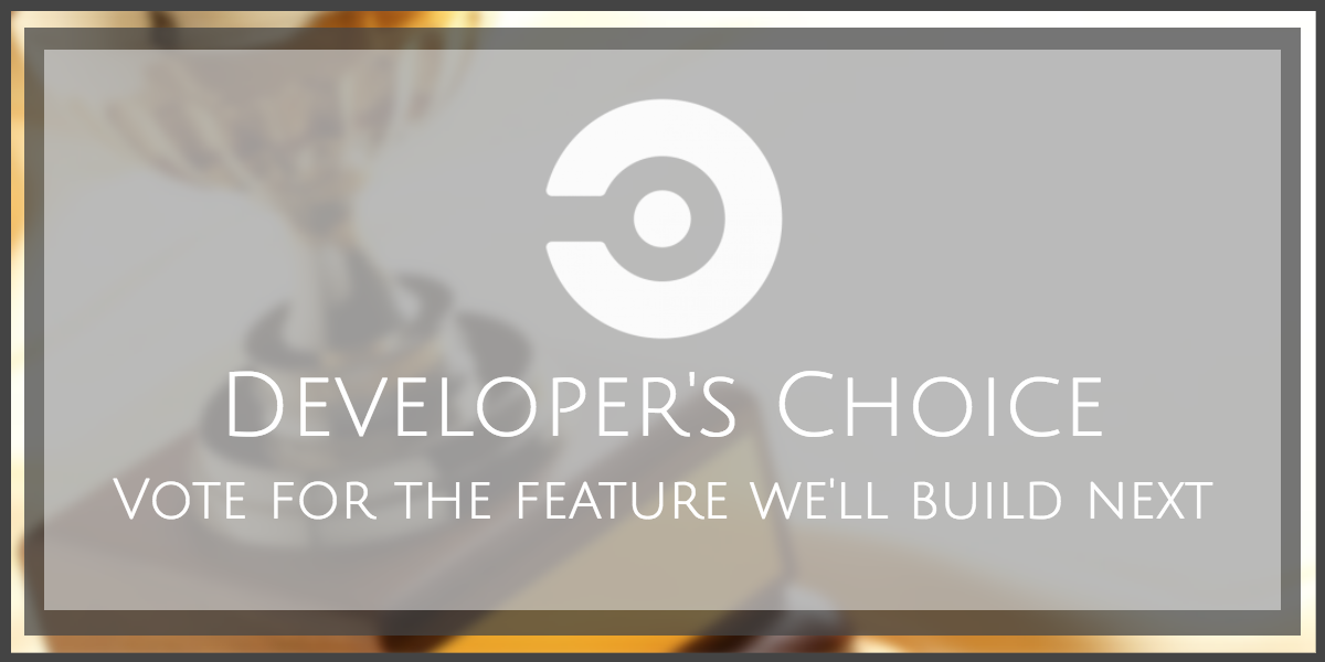 Developer's Choice