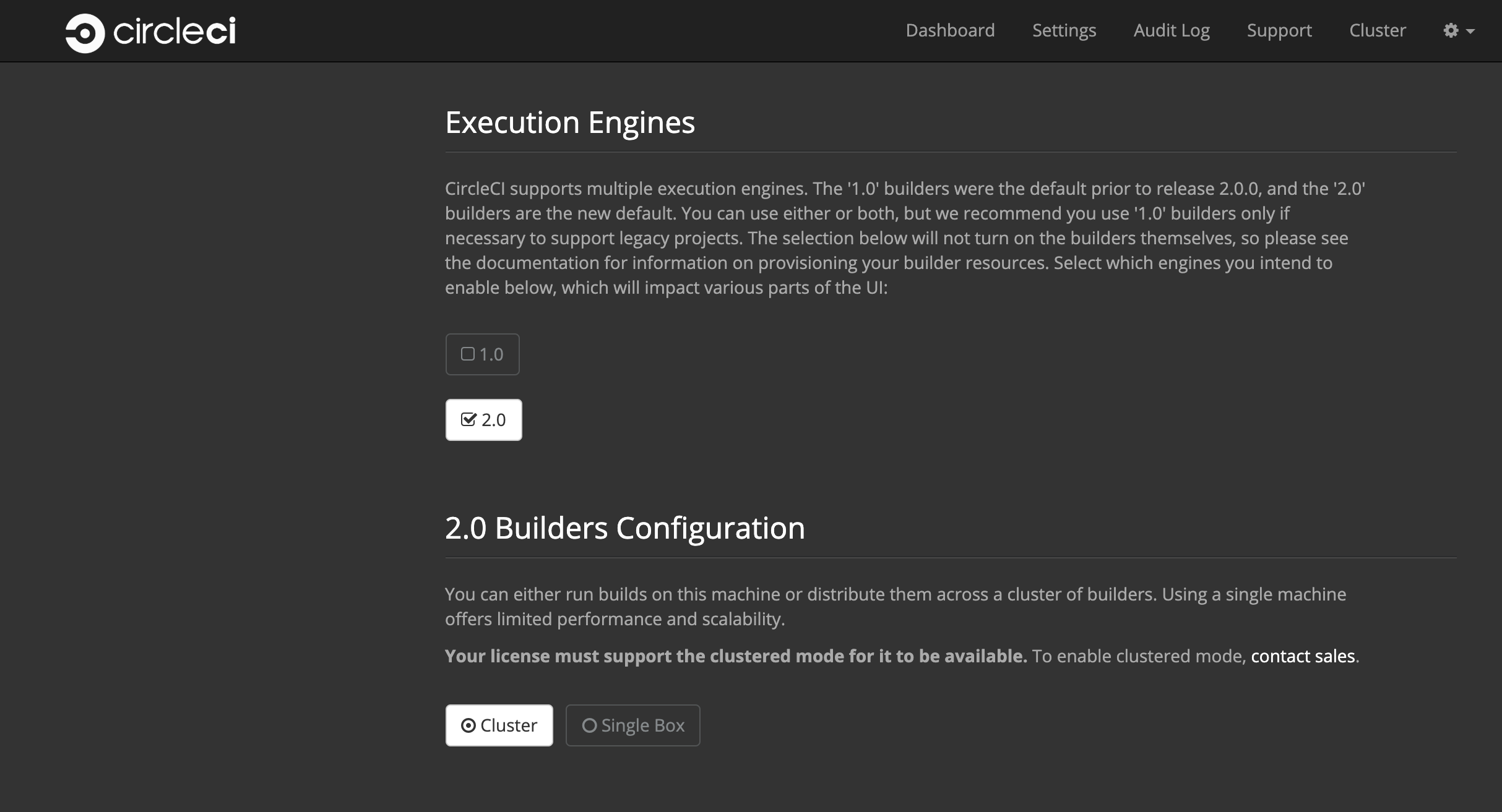 Execution Engine