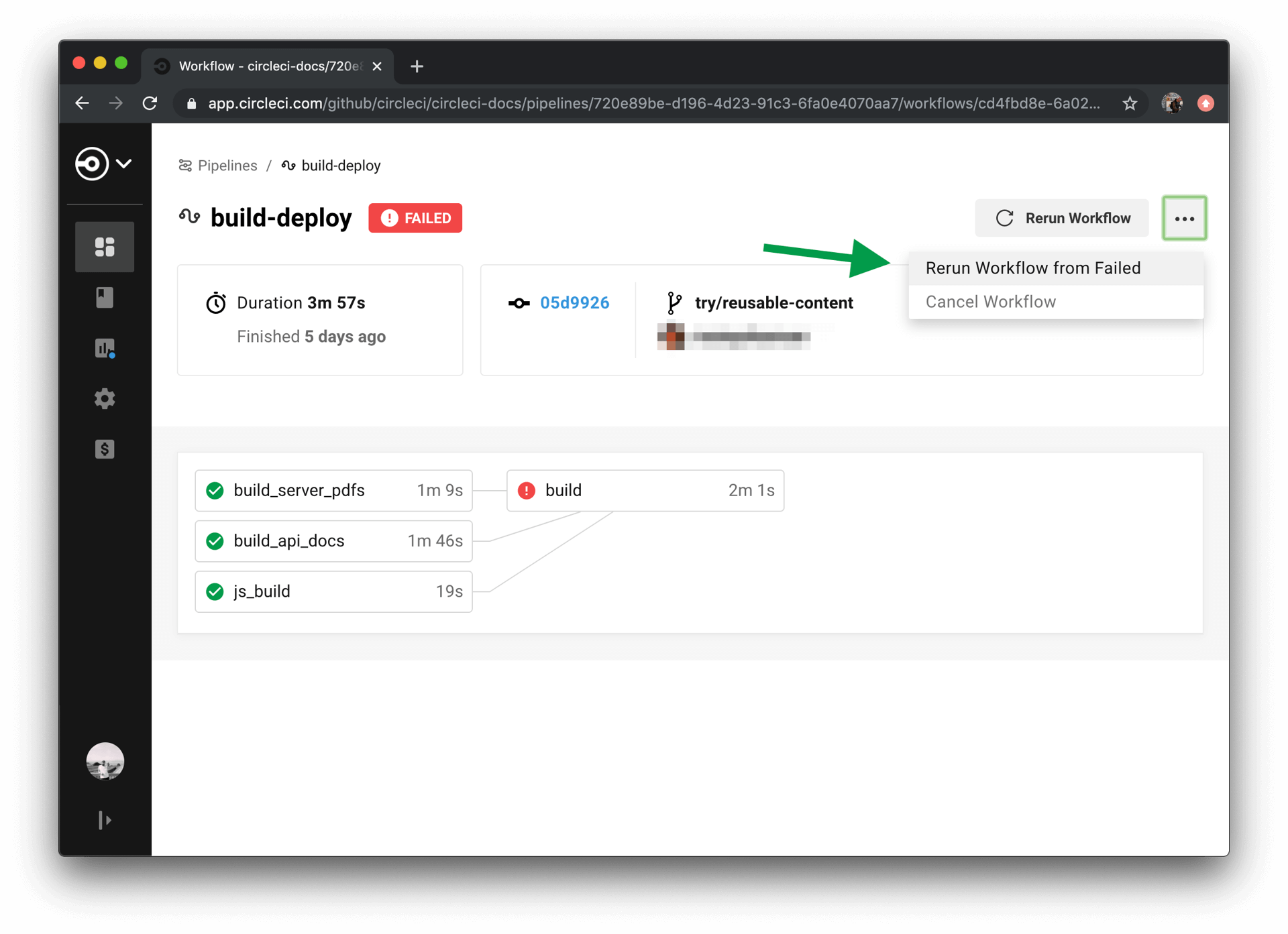 Using Workflows to Schedule Jobs - CircleCI
